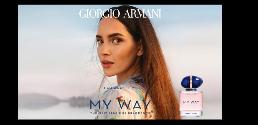 G. ARMANI MY WAY